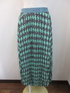 トーマスマグパイ THOMAS MAGPIE P/Decyne PLINT pleated skirt