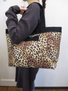 イントキシック / intoxic   HD-043 BASIC TOTE original leopard