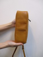 アンパサンド Ampersand oiltanning pouch bag NO,0418-102 キャメル