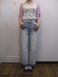 TODAYFUL トゥディフル CONNOR's Denim 25