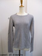 トゥデイフル TODAYFUL Back Twist Thermal 11820625  gray