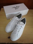 TODAYFUL トゥディフル Soft Leather Sneakers-wht-36