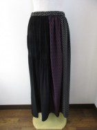 マルシャル テル/ MARECHAL TERRE Majollca Pleat Skirt