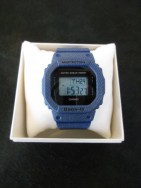 CASIO G-SHOCK BABY-G  5600DE-2JF DENIM`D COLOR denim