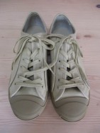 トゥデイフル TODAYFUL  Canvas Sneakers  beige  size 38