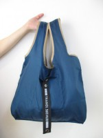 トラノイ/TRANOI.TRANOI. shopping bag NEW COLOR-nvy